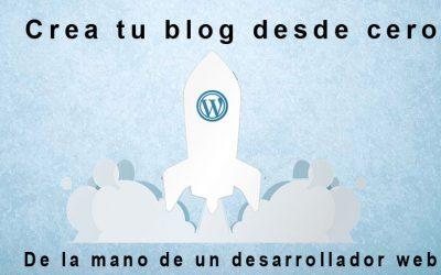 Curso Como crear una página web en wordpress desde cero!