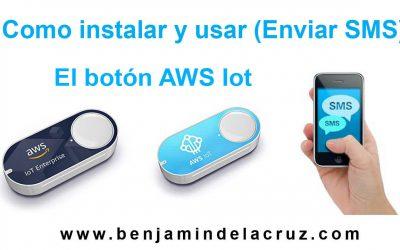 Como instalar AWS iot y como usar AWS iot (Internet of thing de Amazon)